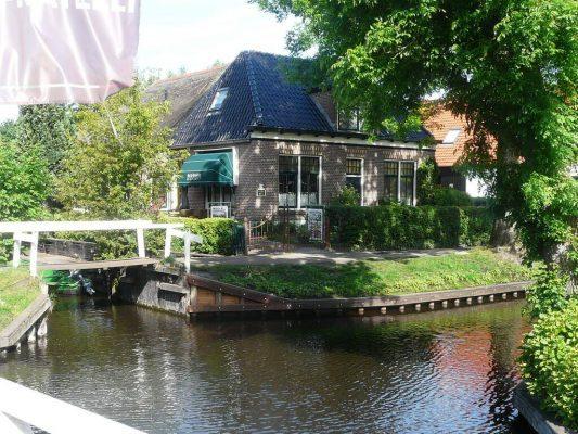 B&B De Galeriet Giethoorn vlakbij steenwijk