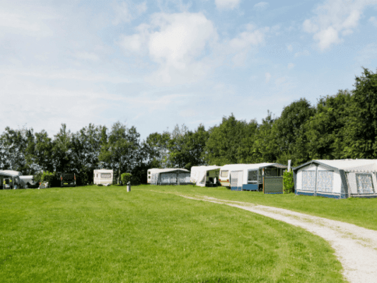 Camping in steenwijk