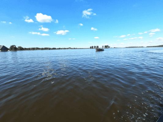 giethoorn sailing