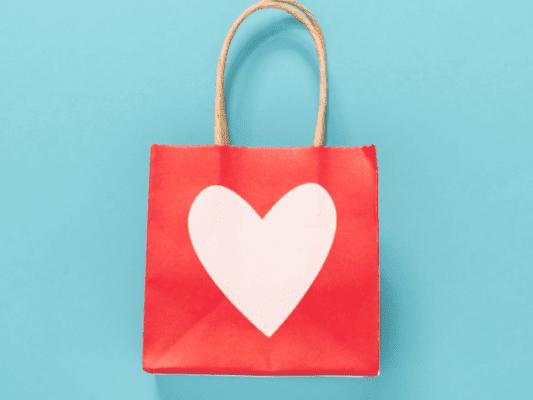 giethoorn valentines bag