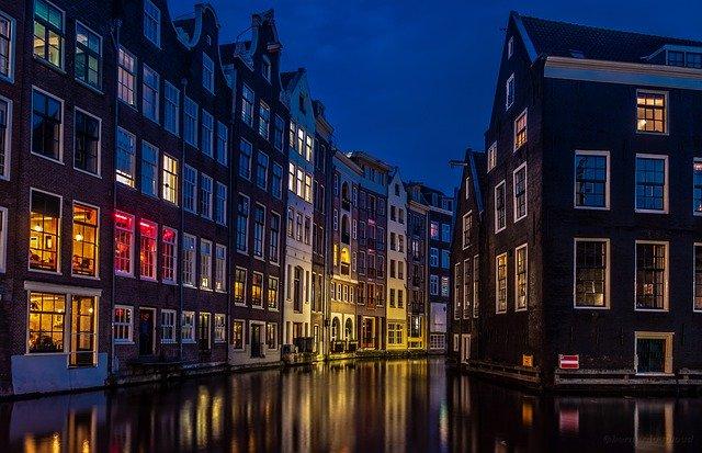 Amsterdam beautiful scenery