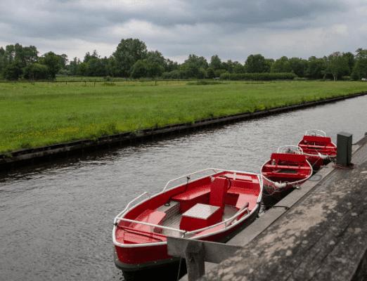 boat rental giethoorn