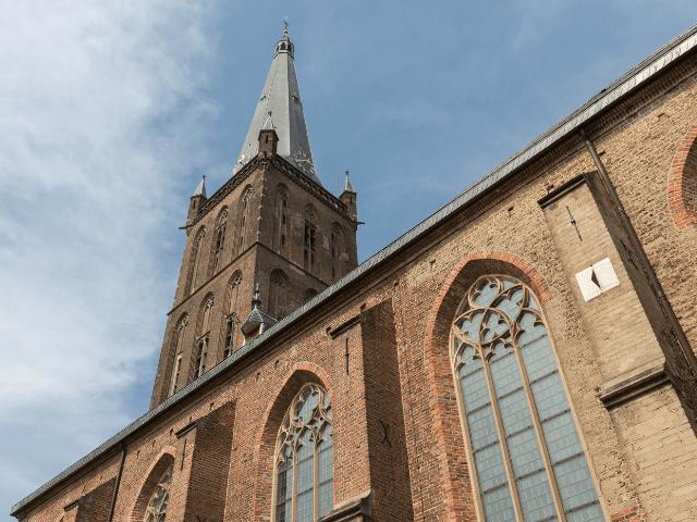 church sint clemenskerk in steenwijk