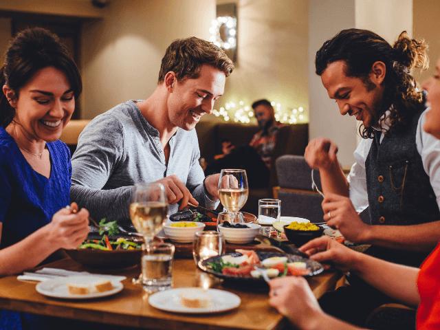 dining in rotterdam