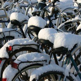 Bikes in Giethoorn