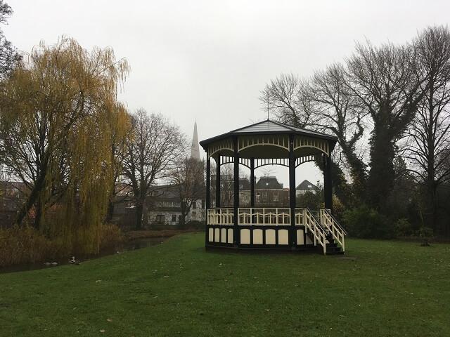 park ramswoerthe in steenwijk