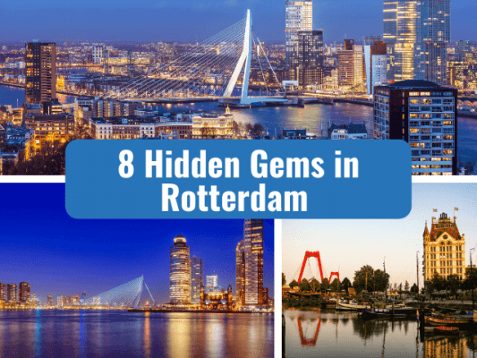 eight 8 hidden gems in rotterdam