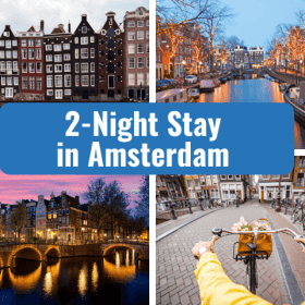 two night stay in amsterdam