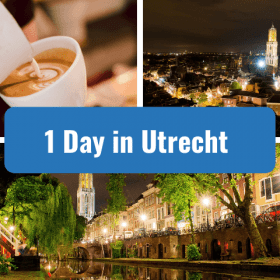 one 1 day in utrecht