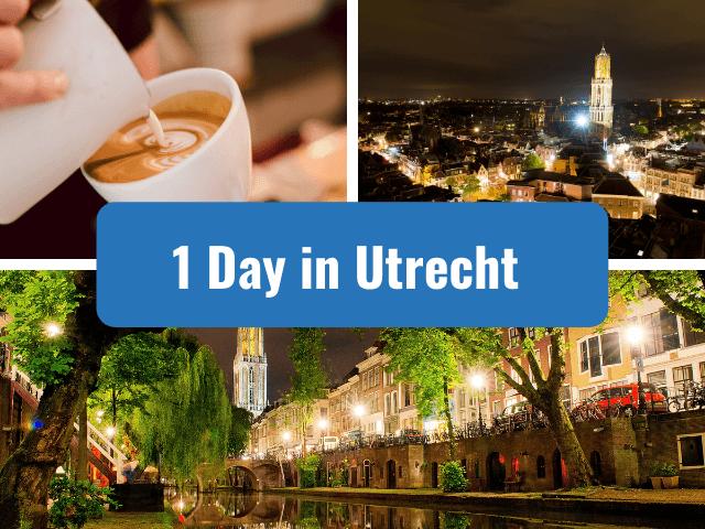 one 1 day in utrecht