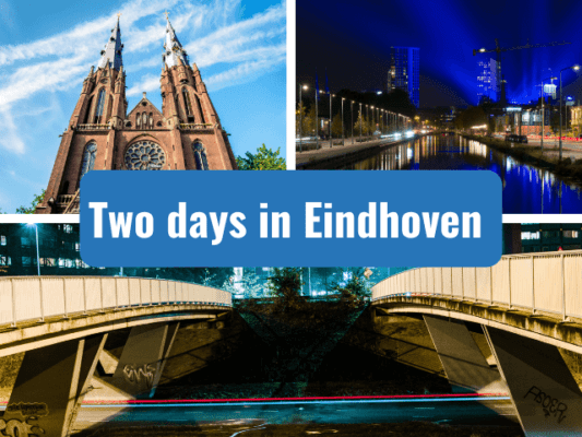 Two days in Eindhoven