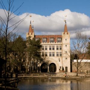 castle in tilburg