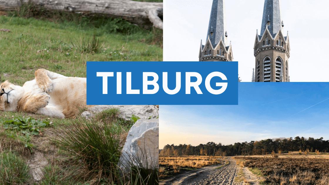 tilburg city