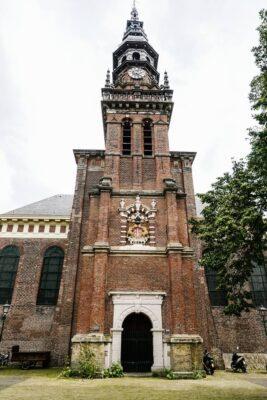 church in vijfhoek area